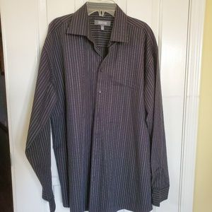 Mens Kenneth Cole Reaction Dress Shirt
